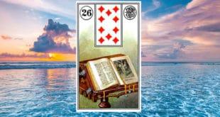 Carta zingara 26: I libri. Scoprire i significati della carta