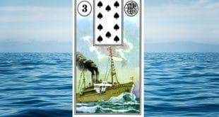 Carta zingara 3: La nave. Scoprire i significati della carta