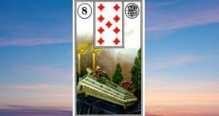 Carta zingara 8: la bara. Scoprire i significati della carta