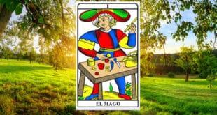 Carta dei Tarocchi Il Mago - Arcano I. Significato e combinazioni