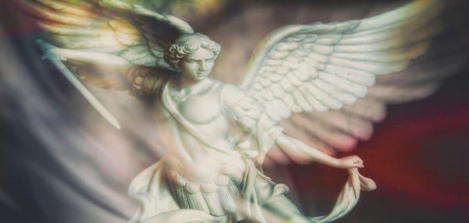 Arcangelo San Miguel - Tarocchi degli Angeli