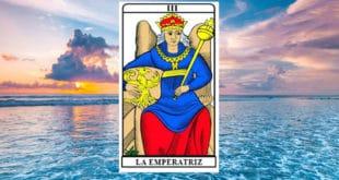 Carta dei Tarocchi L'Imperatrice - Arcano III. Significato e combinazioni